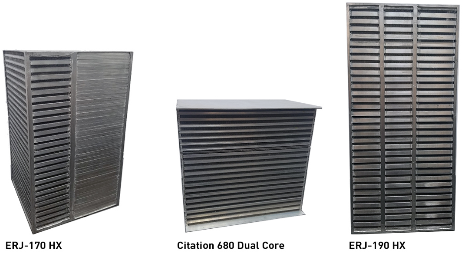 Aluminum-Heat-Exchangers