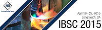 Wall Colmonoy at IBSC 2015 April 19-22, 2015 in Long Beach, CA