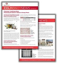 Colmonoy® News - Protecting the Boiler in Waste to Energy Plants ARTICLE 3