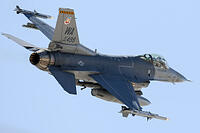 United States Air Force F-16