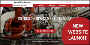 Franklin Bronze Precision Components has a new website!