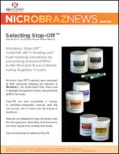 Nicrobraz® News - Selecting Stop-Offt