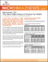 Nicrobraz® News - Nicrobraz® 33: The New Filler Metal of Choice for EGRS