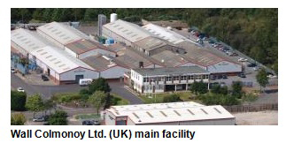 Wall Colmonoy Limited (UK)