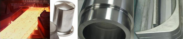 Precision Components for Steel Industry