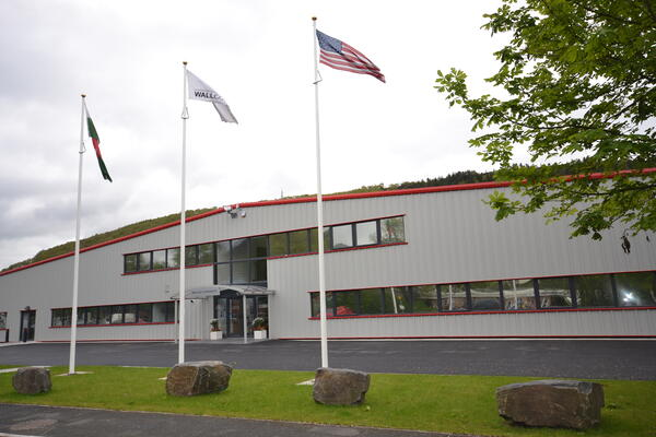 Wall Colmonoy Limited (UK) opened a 23,500ft2 advanced machine shop to support its casting manufacturing facility in 2012