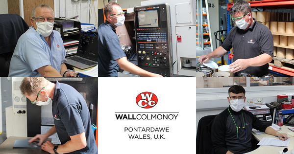 Wall Colmonoy Limited UK Essential and Open for Business v4